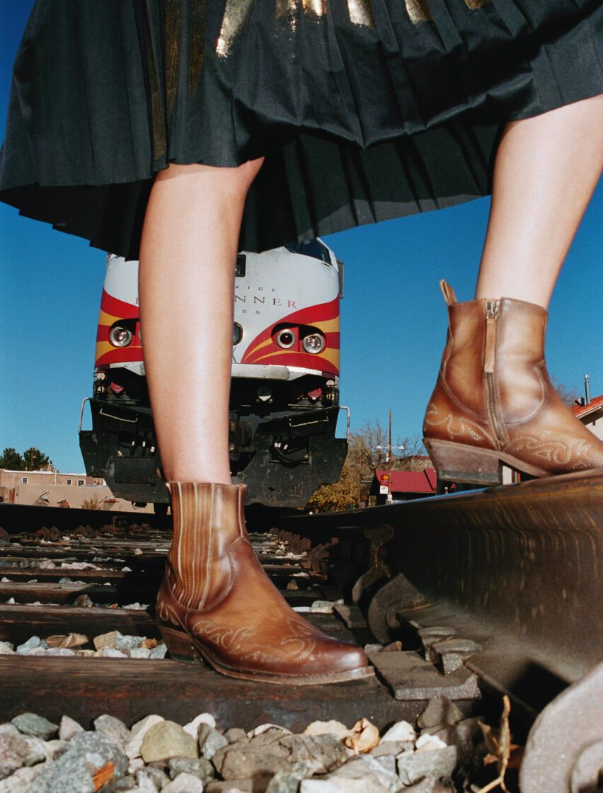 rodeo boots image