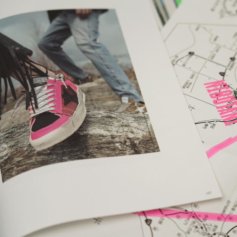 Golden Goose - TRAVEL GUIDE Hokkaido Issue 1 in  image number null