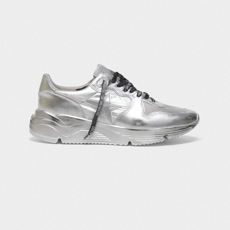 tout neuf 57115 f76b9 Running Sole sneakers in nylon with hi-tech mesh toecap
