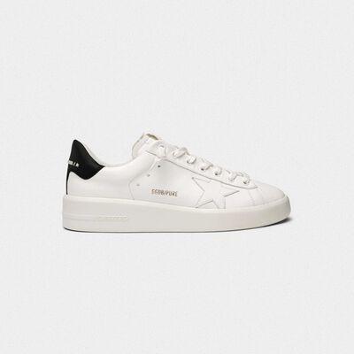 Sneakers PURESTAR talloncino nero