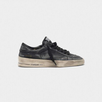Stardan LTD sneakers in total black leather