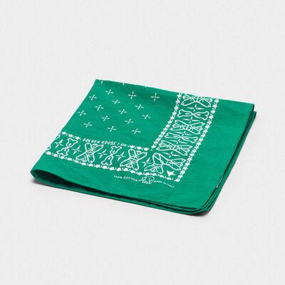 Aya bandana in pure cotton