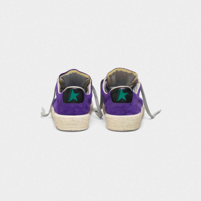 discount 0b00e d56bc Sneakers Tenthstar aus Rauleder mit Frotteezunge