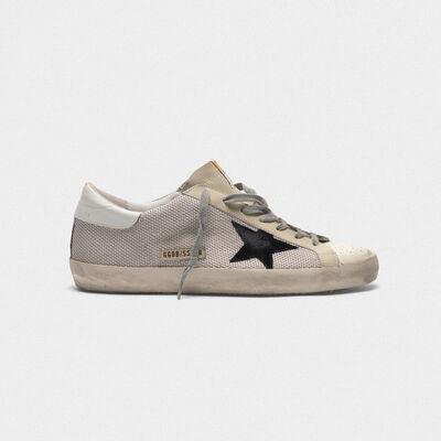 Sneakers Superstar in tessuto tecnico