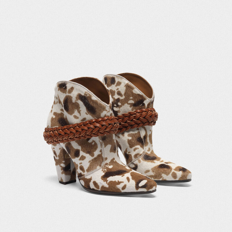 Golden Goose - Stivaletti Michelle low muccati in  image number null