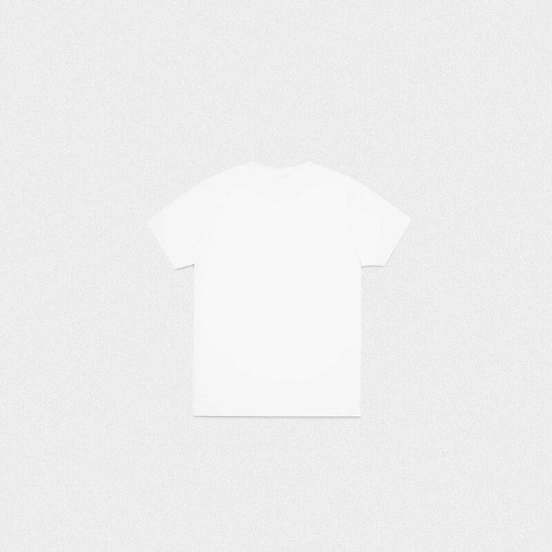 Golden Goose - T-shirt #TogetherWeAreStronger in  image number null