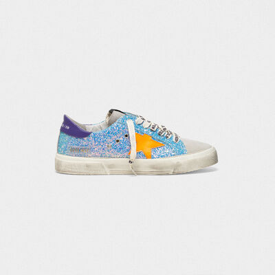 Sneakers May con glitter