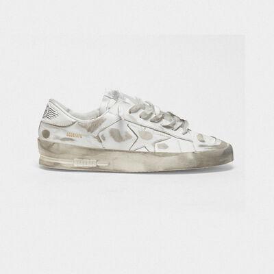 Sneakers Stardan LTD in pelle di vitello