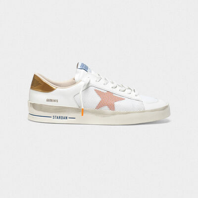 Stardan Sneakers with laminated insert and exclusive print