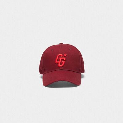 Cappellino da baseball Aki con ricamo a filo