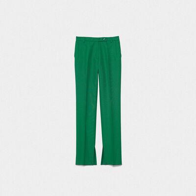 Pantaloni Venice in tessuto tecnico con lunghezza regolabile