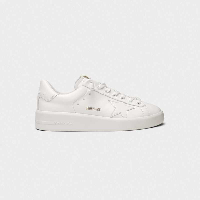 Golden Goose - Sneakers PURESTAR bianche in  image number null