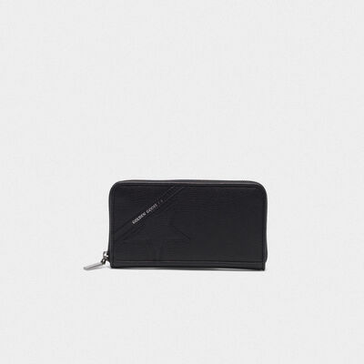 Portafoglio Star Wallet large nero