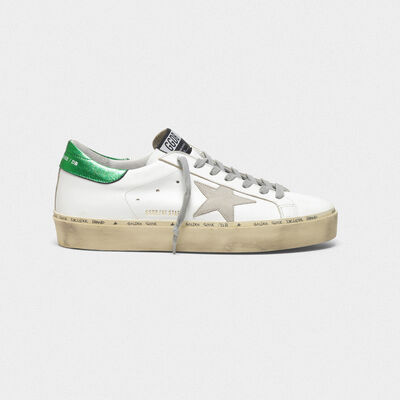 Hi Star sneakers with laminated heel tab
