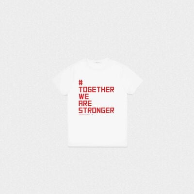 #TogetherWeAreStronger T-shirt