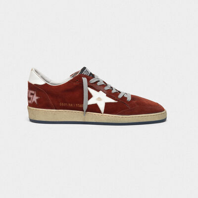 Sneakers Ball Star scamosciate