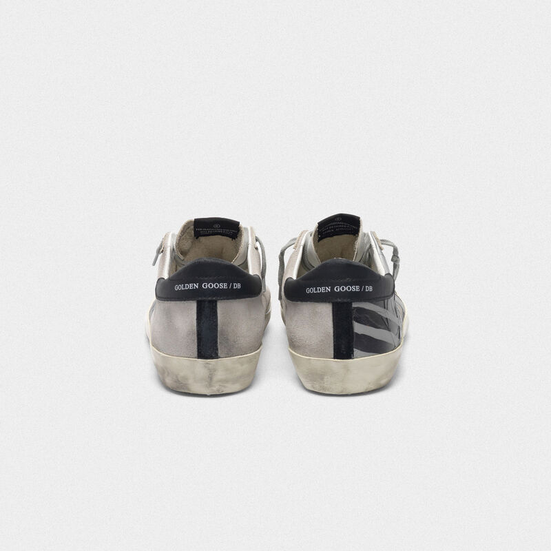 Golden Goose - Superstar sneakers with heat-sealed tape flag in  image number null