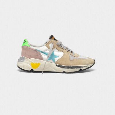 Sneakers Running Sole con colori a contrasto