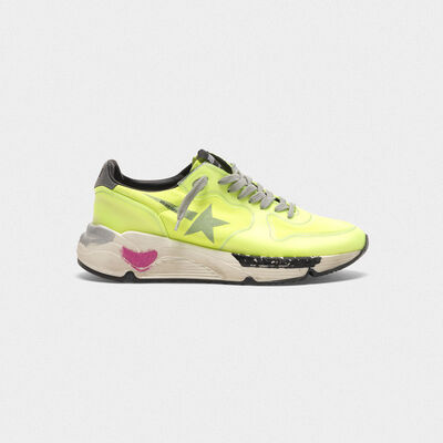Sneakers Running Sole fluo